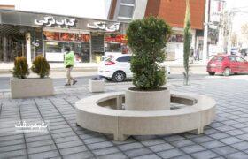 پیاده راه رجایی شهر تلفیق هنر، معماری و زیست شهری