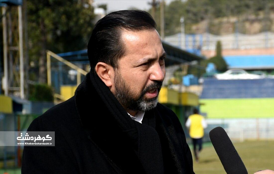 مصاحبه اختصاصی گوهردشت با علی اصغر مدیرروستا