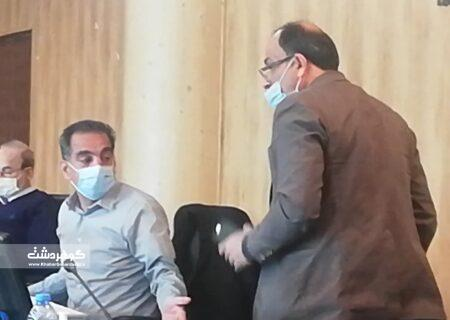 قهر عضو شورا بخاطر آسفالت خراب+فیلم