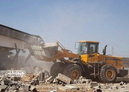 آزادسازی ۷۷۵ هکتار از اراضی ملی در چهارباغ