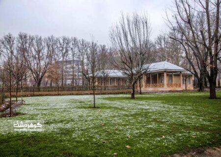 افتتاح پارک ایران کوچک در کرج