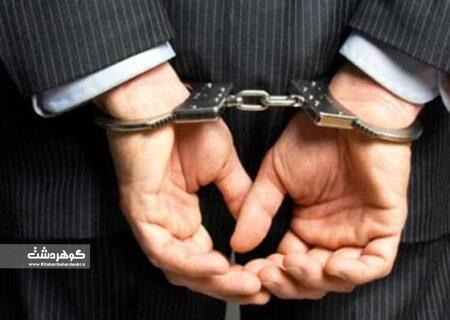 بازداشت شهردار سابق و دو عضو شورای شهر جدید هشتگرد