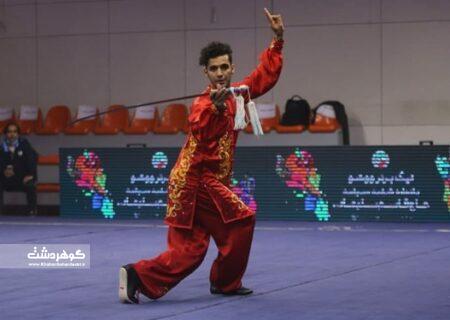 ووشو البرز در جمع سه هیأت برتر کشوری قرار گرفت