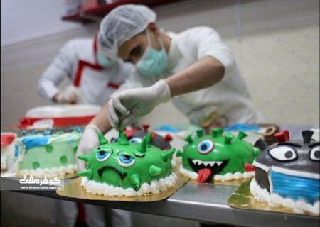 کام تلخ شیرینی فروشان در روزهای کرونایی