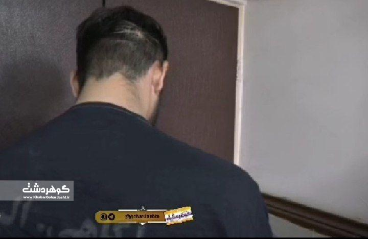 اولین فیلم از اعتراف زورگیران اتوبان کرج قزوین