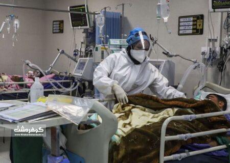 فوت ۲۶ بیمار کرونایی در البرز طی ۲۴ ساعت گذشته در البرز
