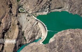 وضعیت هشدار ذخایر آبی سدهای کرج و طالقان
